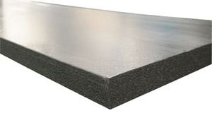 SilverGlo™ crawl space wall insulation available in Anaconda