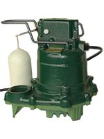 cast-iron zoeller sump pump systems available in Red Lodge, Montana and Wyoming